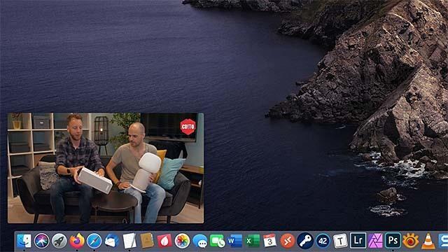 Safari biedt onder Catalina een handige picture-in-picture modus