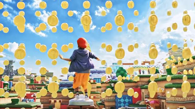 Super Nintendo WorldSuper Nintendo World