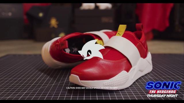 Sonic Schoenen