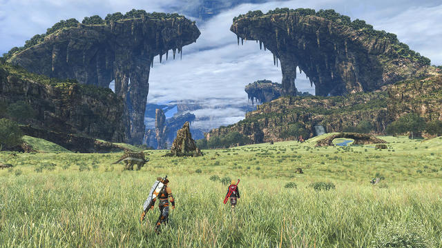 Xenoblade Chronicles: Definitive Edition