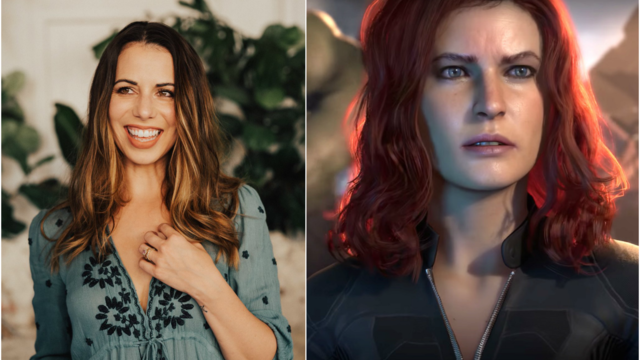 Marvel Avengers laura bailey interview
