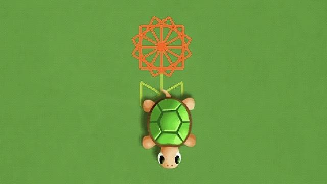 Move The Turtle, programmeren voor kids op de iPad