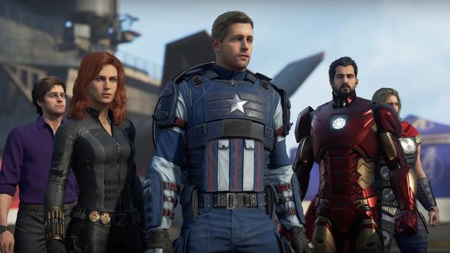 Marvel Avengers laura bailey interview