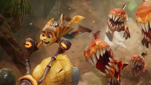Ratchet and Clank: Rift Apart